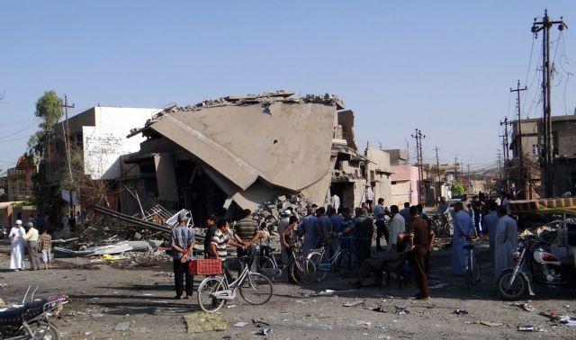 Η Αλ Κάιντα «πίσω» από τις πολύνεκρες βομβιστικές επιθέσεις στο Ιράκ   tanea.gr