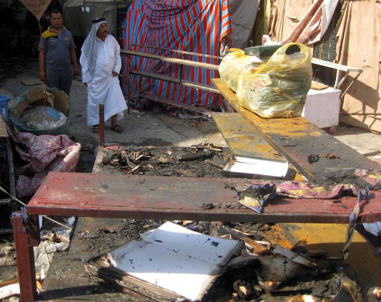Οκτώ νεκροί σε επίθεση καμικάζι στο Ιράκ | tanea.gr