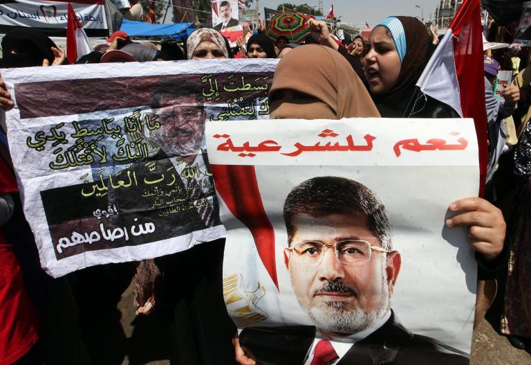 Αίγυπτος: Παρατείνεται κατά 15 ημέρες η προσωρινή κράτηση του Μόρσι | tanea.gr