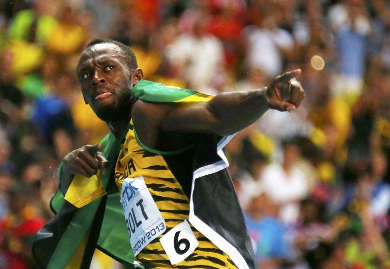 Ο Μπόλτ «έκλεψε» την παράσταση στο φινάλε του Παγκοσμίου πρωταθλήματος στίβου με το τρίτο χρυσό μετάλλιο | tanea.gr