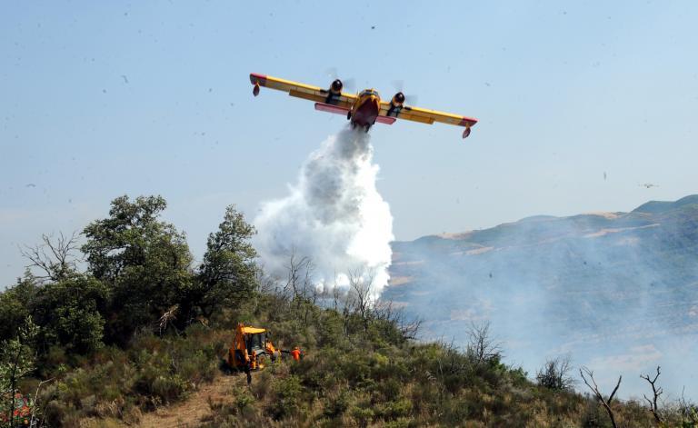 Πυρκαγιά στην περιοχή Μαθιά Μεσσηνίας | tanea.gr