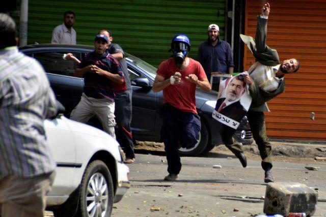 Νεκρός σε επεισόδια στο κέντρο του Καΐρου | tanea.gr
