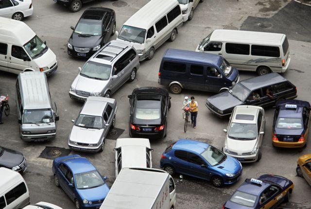 [Η ιστορία της ημέρας] Κλάξον μακράς διαρκείας ζητούν οι κινέζοι οδηγοί | tanea.gr