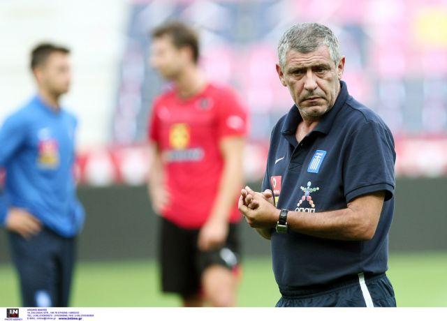 «Θέλω ποιότητα και οργάνωση», λέει ο προπονητής της εθνικής, Φερνάντο Σάντος | tanea.gr