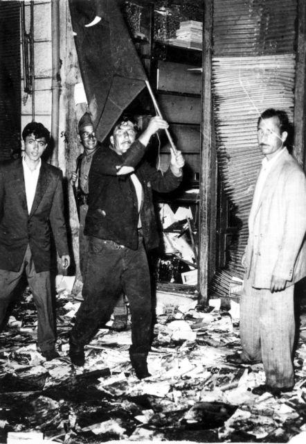 Κωνσταντινούπολη 1955: Νύχτες τρόμου για 150.000 Ελληνες   tanea.gr