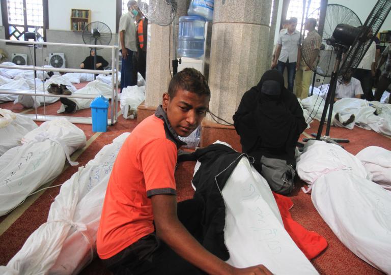 Εκκληση της Υπατης Αρμοστείας για την αιματοχυσία στην Αίγυπτο   tanea.gr