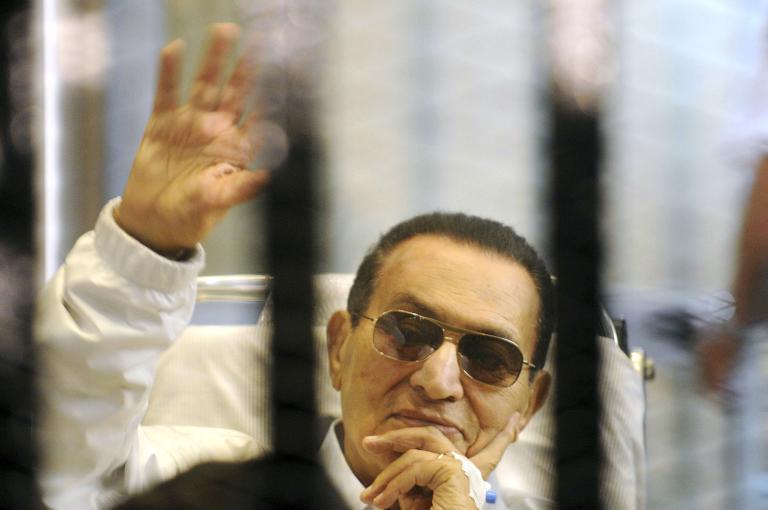 Ο Χόσνι Μουμπάρακ κρατούμενος εκτός φυλακής | tanea.gr