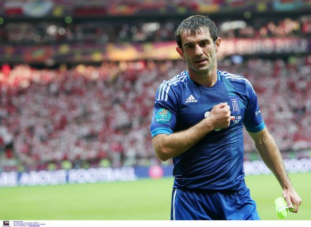 Στην ενδεκάδα με τους καλύτερους βετεράνους ποδοσφαιριστές ο Καραγκούνης | tanea.gr
