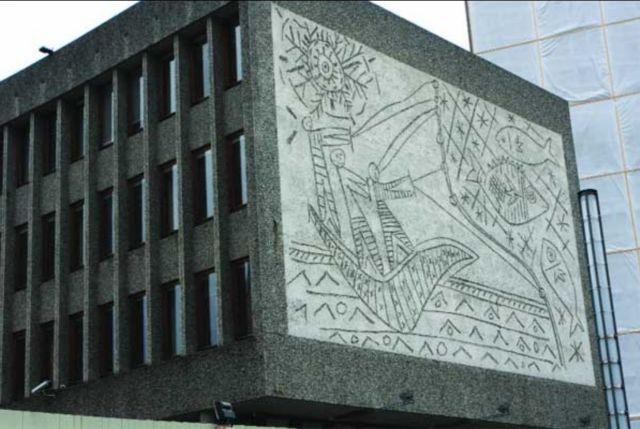 Διχάζει τους Νορβηγούς η τύχη των τοιχογραφιών του Πικάσο | tanea.gr