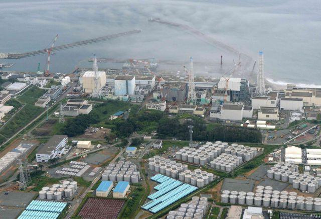 Τεράστιες ποσότητες ραδιενεργών στοιχείων έχουν διαρρεύσει από τη Φουκουσίμα στον Ειρηνικό   tanea.gr