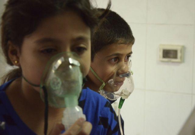 Υπέρ μίας δυναμικής αντίδρασης στη Συρία τάσσεται η Γαλλία εφόσον επιβεβαιωθεί η χρήση χημικών | tanea.gr