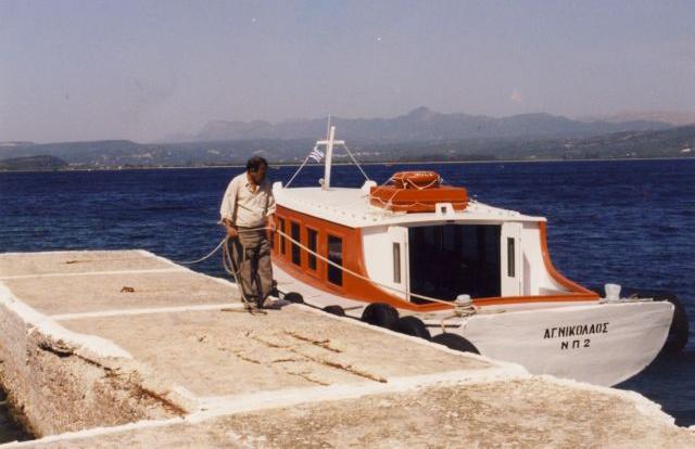 Βέλιος Καραβίας: O βαρκάρης ήρωας της Πύλου | tanea.gr