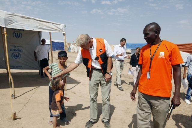 Ενα εκατομμύριο τα παιδιά πρόσφυγες από τη Συρία | tanea.gr
