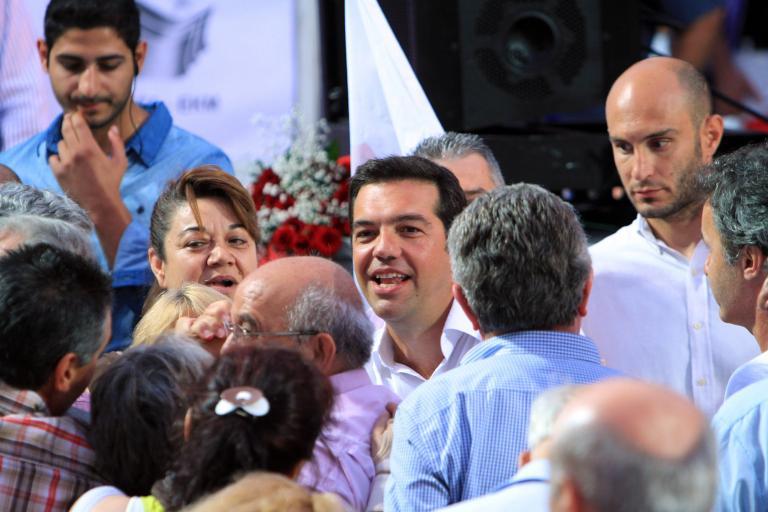 «Στόχος η ανατροπή της κυβέρνησης» λέει ο Αλέξης Τσίπρας από την Κέρκυρα | tanea.gr