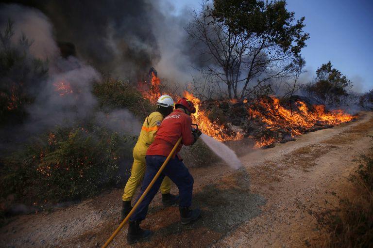 Και δεύτερος πυροσβέστης νεκρός στις μεγάλες φωτιές της Πορτογαλίας | tanea.gr