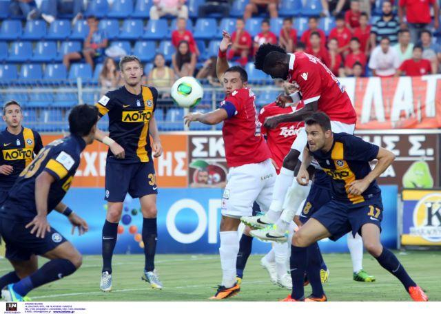 Ο Αστέρας Τρίπολης αγωνίστηκε με δέκα παίκτες, αλλά πήρε τον βαθμό | tanea.gr