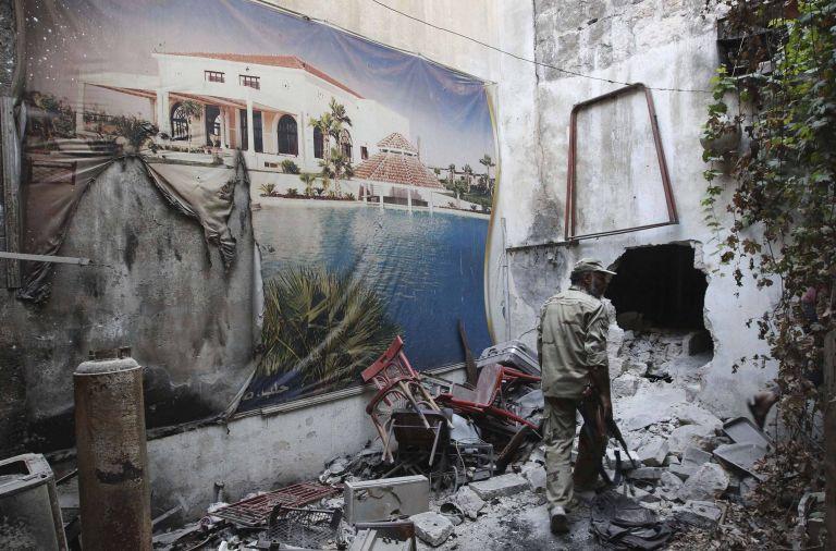 Aντίστροφη μέτρηση για την επέμβαση στη Συρία   tanea.gr