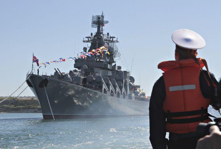 Η Ρωσία επιδοκίμασε το βρετανικό «όχι» σε επίθεση κατά της Συρίας | tanea.gr
