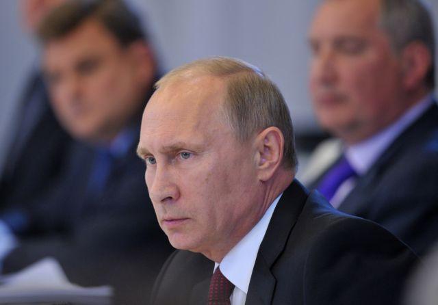 Πούτιν: «Θα ήταν ανοησία για τον Ασαντ η χρήση χημικών αφού κερδίζει τον πόλεμο» | tanea.gr