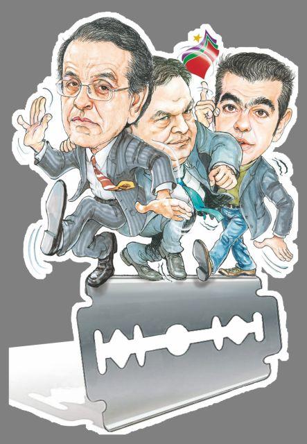 Πολιτικό θρίλερ: Ασκήσεις ισορροπίας στην κόψη του Σεπτεμβρίου | tanea.gr