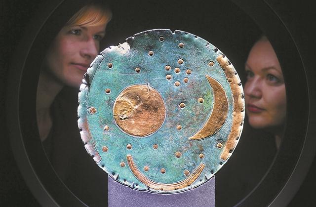 Τι έβλεπαν στον ουρανό πριν από 3.600 χρόνια   tanea.gr