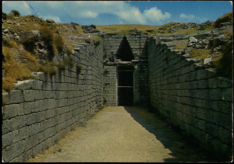 CNN: Οι Μυκήνες στα 15 σημαντικότερα αρχαιολογικά μνημεία του κόσμου | tanea.gr
