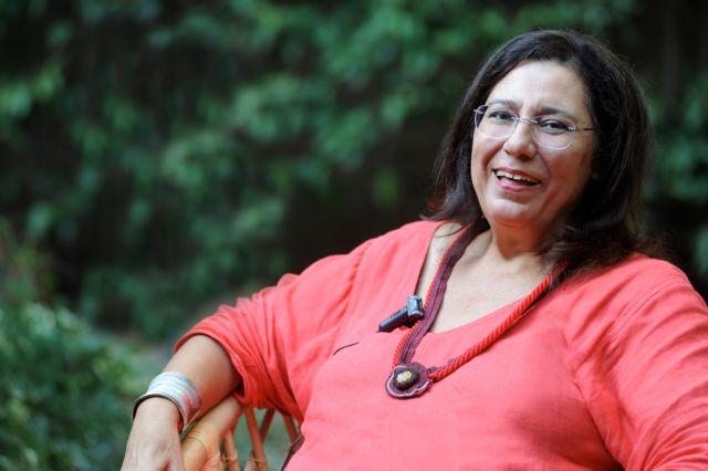 Μαρία Φαραντούρη: «Ημουν φευγάτη μια ζωή, ανάμεσα στον Μίκη και στον Μάνο» | tanea.gr