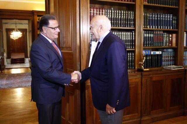 Παναγιωτόπουλος: «Ο ελληνικός λαός δεν θέλει εκλογές, ούτε αυτοί που τις ζητούν» | tanea.gr