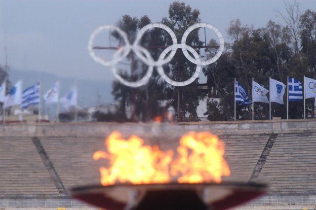 Η Εθνική Λυρική Σκηνή, στην τελετή παράδοσης της Ολυμπιακής Φλόγας | tanea.gr