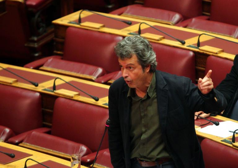 Τατσόπουλος: «Επιτομή του γραφικού ο Νικολόπουλος» | tanea.gr