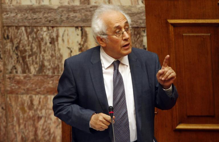 Ρουπακιώτης: «Ο Σαμαράς έπρεπε να πει κάτι στις αμερικανοεβραϊκές οργανώσεις για τη ΧΑ» | tanea.gr