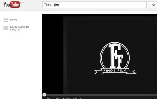 Γιατί η Φίνος Φιλμ αποσύρει από το YouTube τις ταινίες της   tanea.gr
