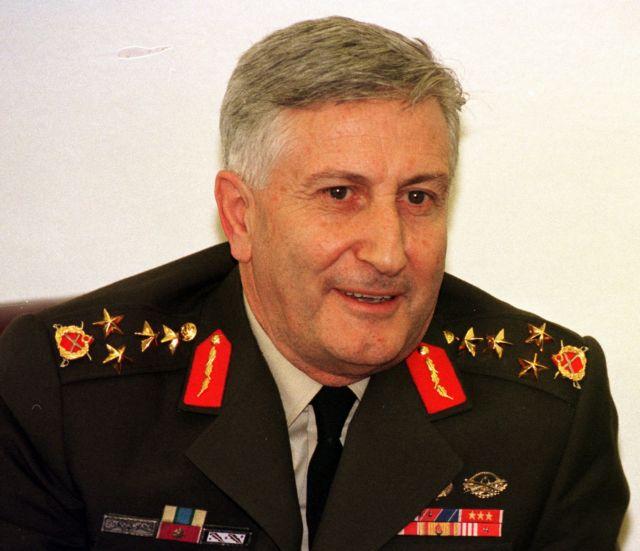 Ελεύθερος ο «εγκέφαλος» του πραξικοπήματος του 1997 στην Τουρκία | tanea.gr