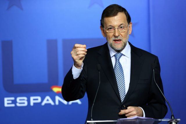 «Τα χειρότερα πέρασαν» λέει στους Ισπανούς ο Μαριάνο Ραχόι   tanea.gr