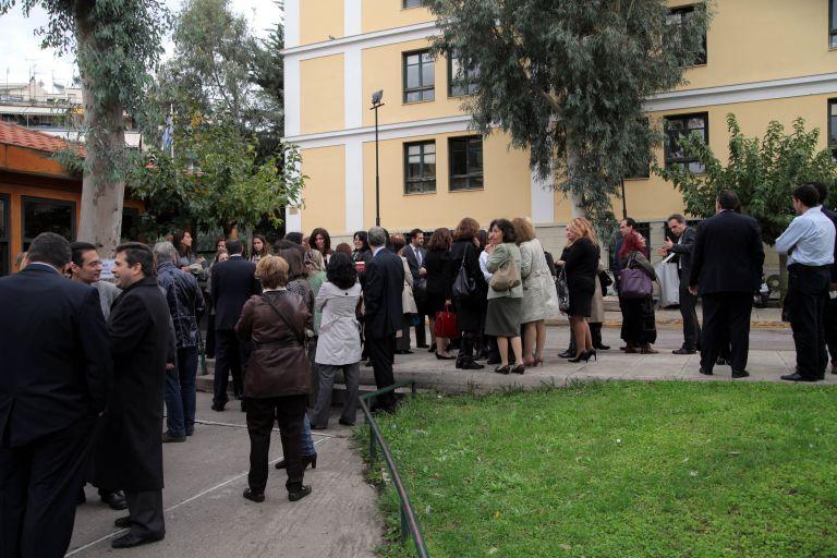 Συγκέντρωση διαμαρτυρίας προγραμματίζουν οι δικαστές την Τετάρτη | tanea.gr