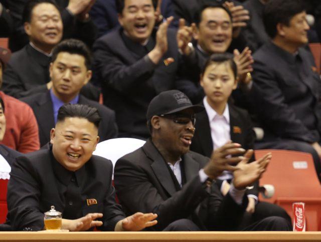 Ο Ντένις Ρόντμαν ξαναπάει Βόρεια Κορέα   tanea.gr