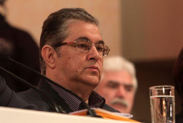 Δημήτρης Κουτσούμπας: «Εχουμε μπροστά μας δύσκολους αγώνες» | tanea.gr
