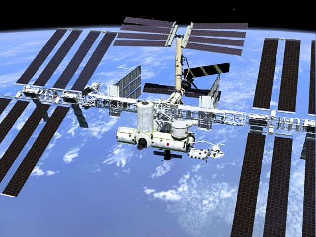 Παρουσιάστηκε πρόβλημα στο σύστημα ψύξης του Διεθνούς Διαστημικού Σταθμού | tanea.gr