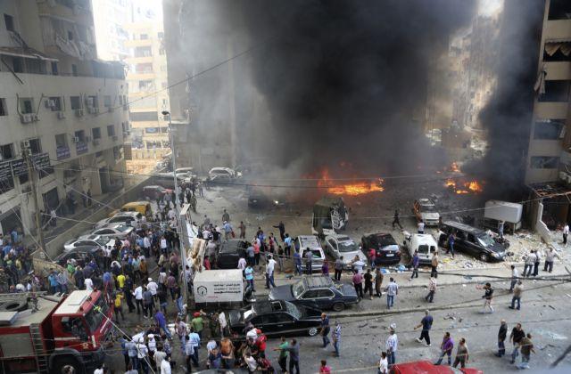 Ισχυρή έκρηξη στη Βηρυτό - Νεκρός πρώην υπουργός | tanea.gr