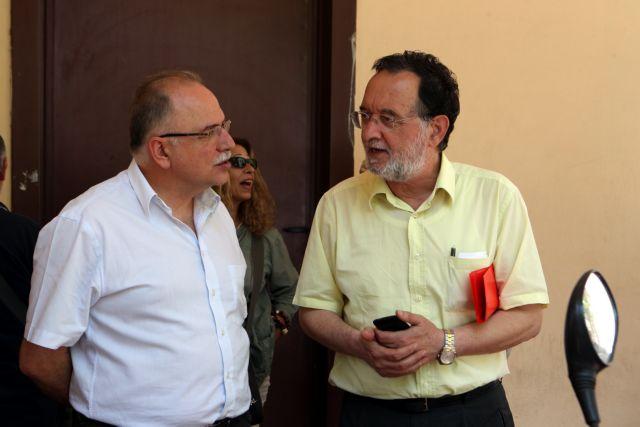 Παπαδημούλης: «Σεβαστή αλλά μειοψηφική η άποψη του Λαφαζάνη στον ΣΥΡΙΖΑ»   tanea.gr