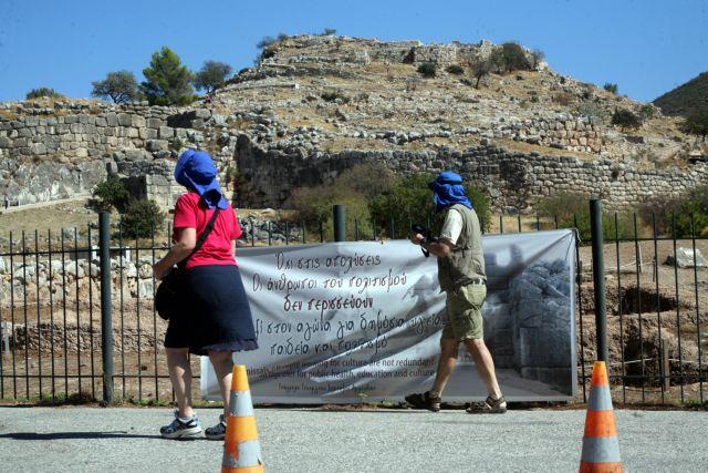 «Οχι» στις απολύσεις και τη διαθεσιμότητα λένε οι αρχαιολόγοι | tanea.gr