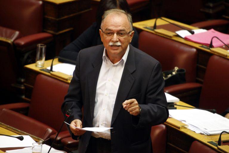 Παπαδημούλης: «Δεν επαναπαυόμαστε στην πρωτιά του ΣΥΡΙΖΑ» | tanea.gr
