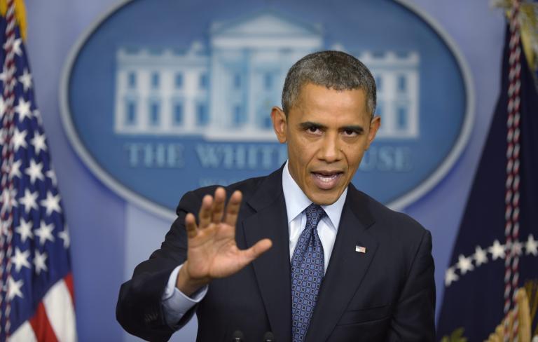 Independent: Κλειδί για την παγκόσμια σταθερότητα η προτίμηση του Ομπάμα στη διπλωματία το 2013 | tanea.gr