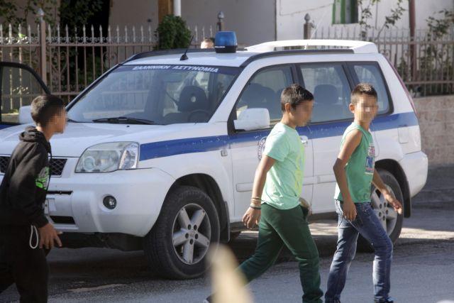 Συνελήφθη 14χρονος για ληστείες σε βάρος ανηλίκων   tanea.gr