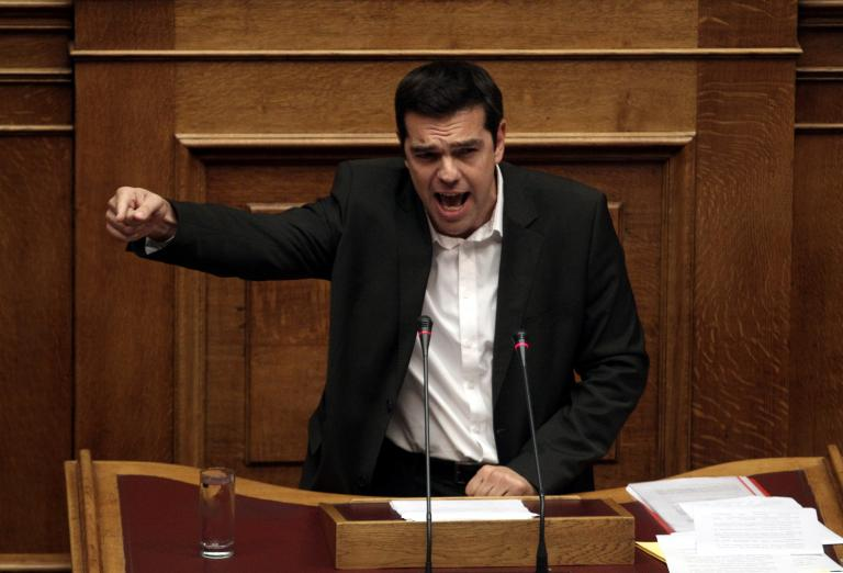 Τσίπρας: «Κατάσχεσαν τα ευρώ και την περιουσία των Ελλήνων»   tanea.gr