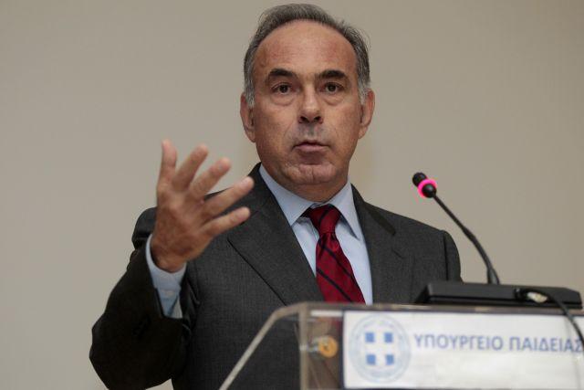 Αρβανιτόπουλος: «Χωρίς εκπτώσεις η αναπλήρωση του χαμένου χρόνου»   tanea.gr