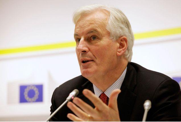 Μπαρνιέ: «Η Ελλάδα ανακάμπτει πάνω σε νέες βάσεις» | tanea.gr