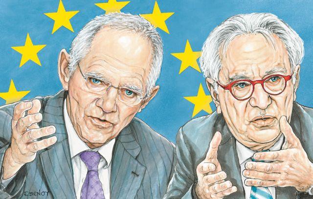 Σόιμπλε: «Πρέπει να υπολογίζουμε και την ελληνική πολιτική σκηνή»   tanea.gr