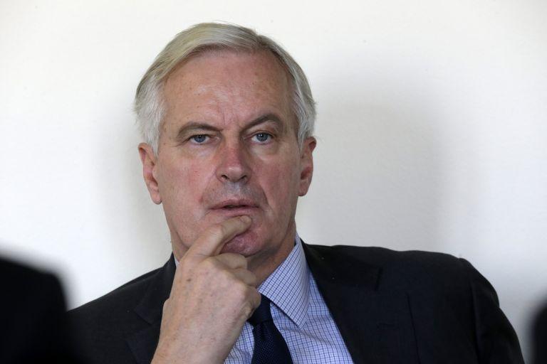 Μπαρνιέ: «Οι ευρωπαίοι φορολογούμενοι δεν θα πληρώνουν τα λάθη των τραπεζών»   tanea.gr