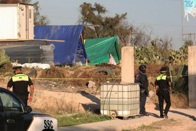 Μεξικό: Σε χωράφι βρέθηκε το ραδιενεργό υλικό που είχε κλαπεί | tanea.gr